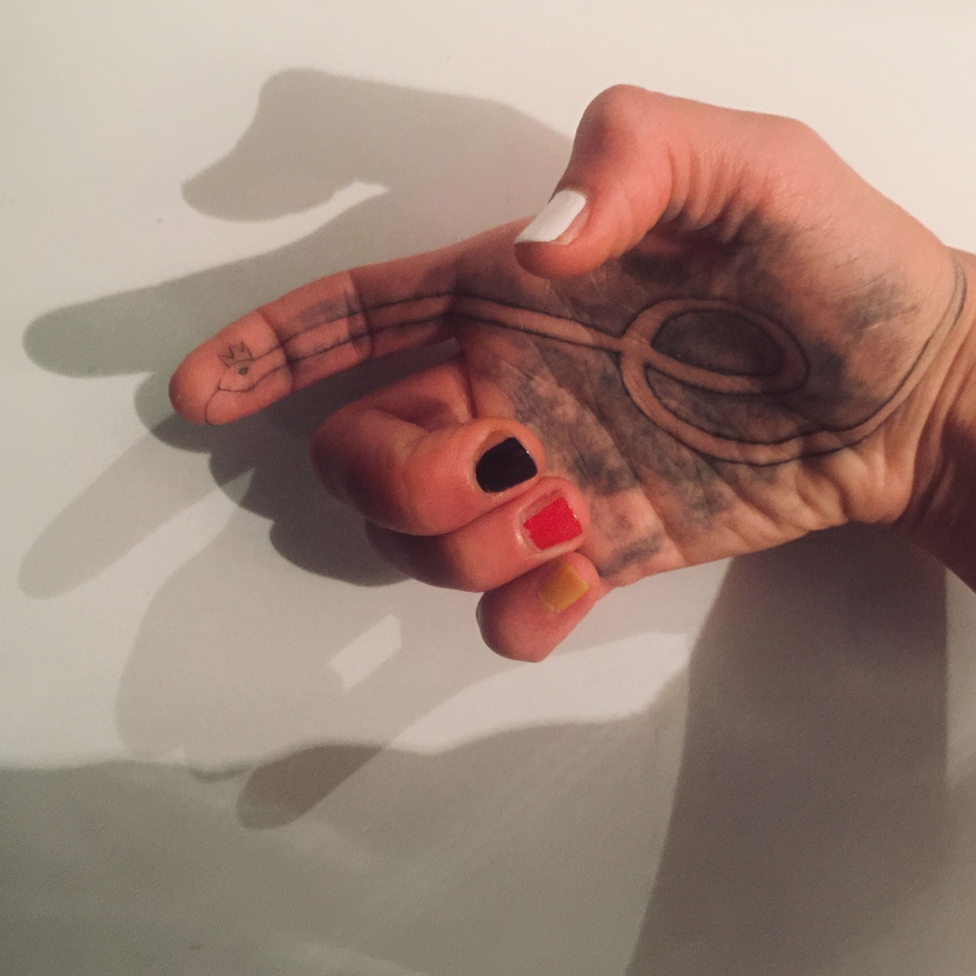 PARTICULAR SIGN: ARTIST OF SELF